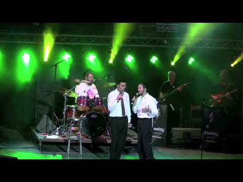 Shloimie Gertner and Yaakov Shwekey - Anovim Anovim