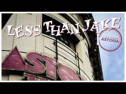 Less Than Jake - Never Going Back To New Jersey
