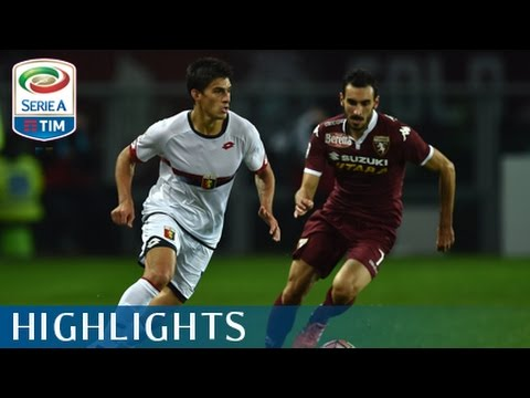 Torino - Genoa 3-3 - Highlights - Giornata 10 - Serie A TIM 2015/16