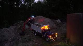 Lindeberg RC Quarry pt 50: Teamwork in the quarry