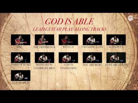 God Is Able - MINUS Lead Guitar Tracks