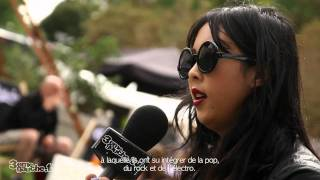 Un Café Avec - The Naked And Famous - Interview VOST