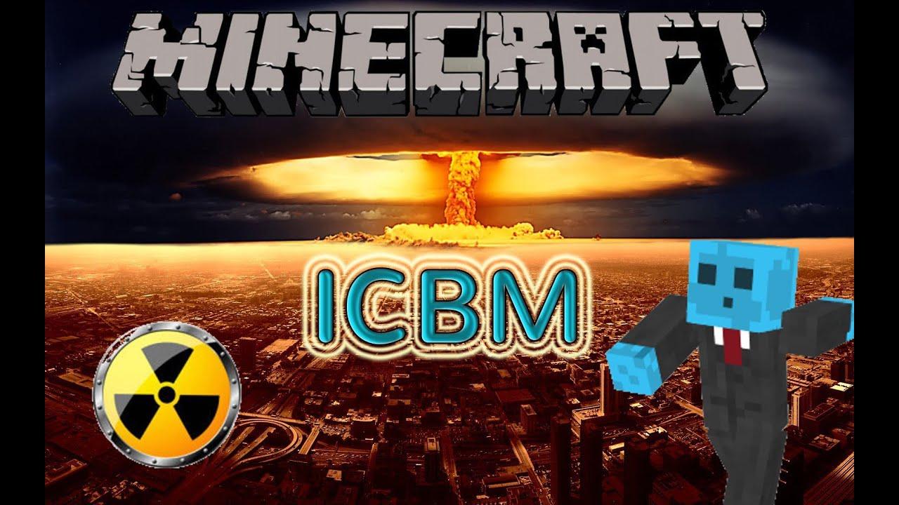 ICBM (1.4.5) - Моды на Майнкрафт