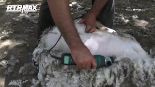RTRMAX | KOYUN KIRKMA MAKİNASI | Sheep Shearing Machine