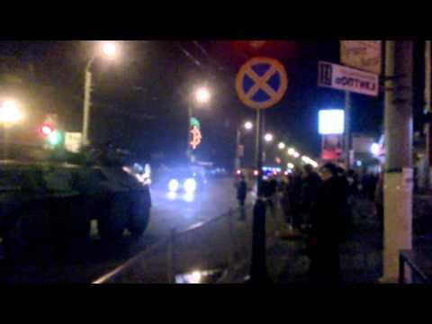 Российские войска в г. Керчь.