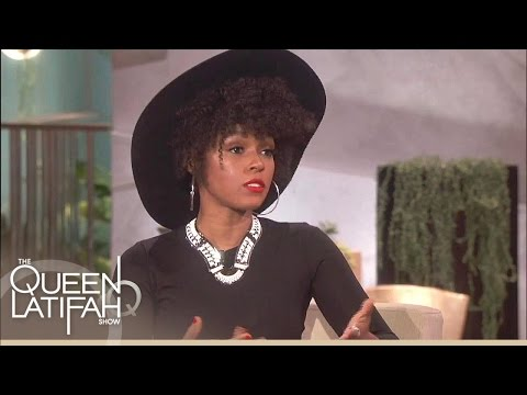 Janelle Monáe Talks Self-Confidence & Peace | The Queen Latifah Show