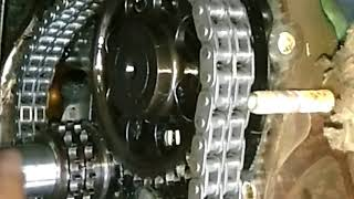 Mahindra xylo d2 timing chain faulty