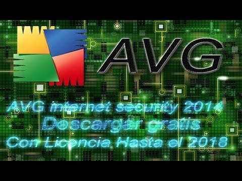 Title: Como descargar avg 2014 full (HD) licencia valida hasta 2018.