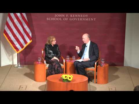 A Conversation with Barbara Walters | Institute of Politics