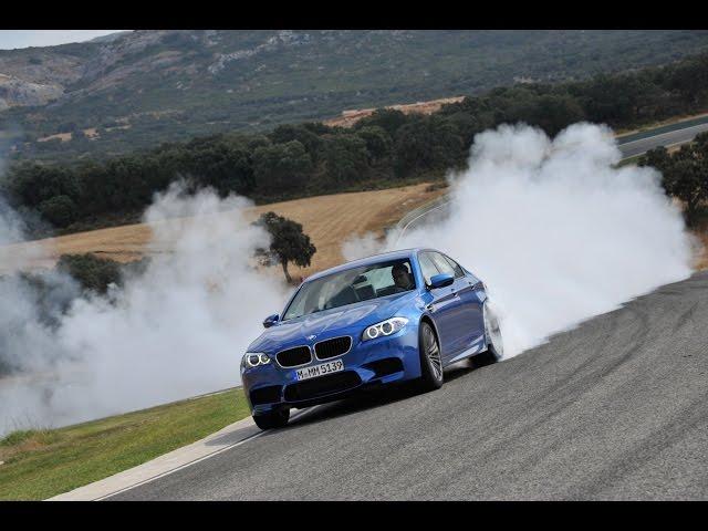 2014 BMW M5 F10 runs 11.6 @ 127mph
