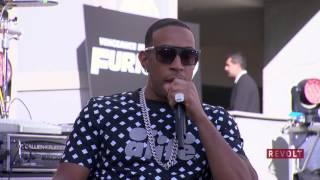 Ludacris at Furious 7 Revolt Live Takeover Concert - Furious 7 Premiere
