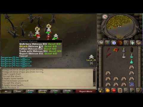 Runescape 2007: No1s Perfect & NightmareRH's 2nd Dual Pk Commentary