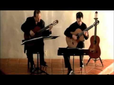 Odeum Guitar Duo - 2-27-11 - Albinoni - Adagio