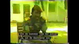 Thomas Sankara of Burkina Faso: Interview (Swedish subtitles)