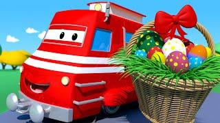 Xe lửa Troy - Lễ Phục Sinh : xe lửa Phục Sinh - Thành phố xe 🚉 phim hoạt hình về