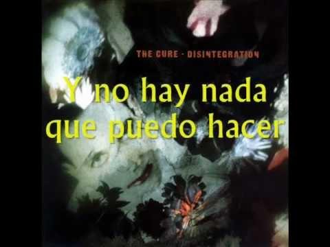 The Cure - Lullaby Subtitulada en Español