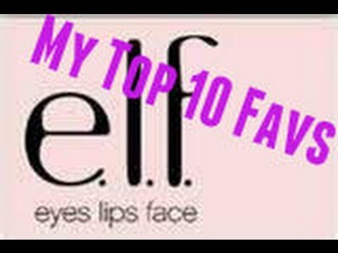 ELF Products   Top 10!