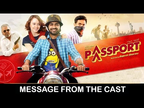 Passport Gujarati Film | Message from the Cast | BuddyBits thumbnail