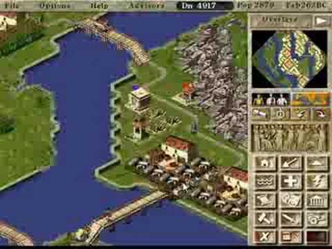 Скачать игру Цезарь 3 на русском языке бесплатно Caesar 3 (519 Мб) Бесплатн