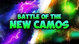 BO3 SnD - Battle of the New Camos