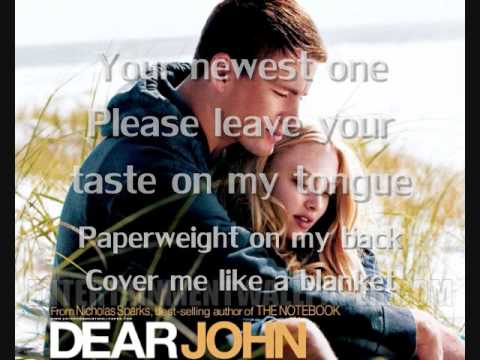 Dear John Paperweight Video