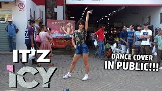 [IN PUBLIC] ITZY - ICY - Dance Cover by Frost