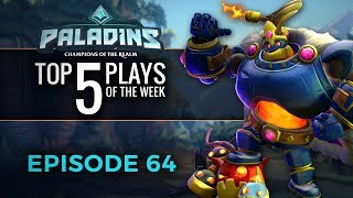 Paladins - Top 5 Plays #64