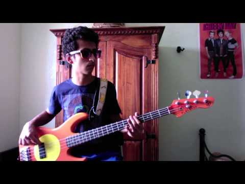 Avril Lavigne - Rock N Roll ( Bass Cover ) Hq video