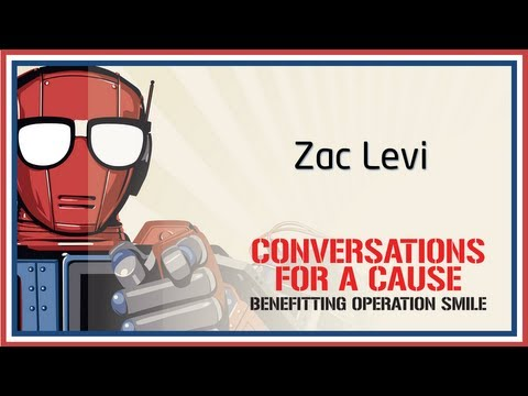 Conversation with Zachary Levi - Nerd HQ (2013) HD