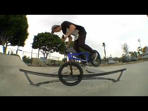 BMX: How To Toothpick with Matty Long