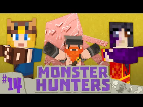 Minecraft - Mother Huggers - Monster Hunters 14 video