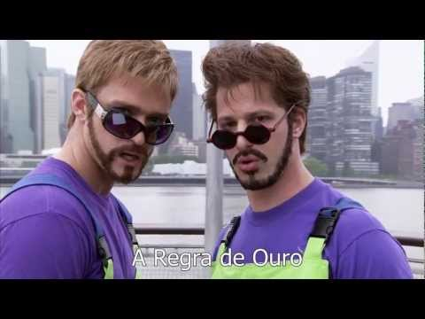 3-Way (The Golden Rule) - The Lonely Island [LEGENDADO PT-BR] (1080p HD)