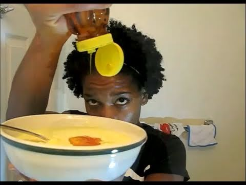Natural Conditioner For Hair With Egg