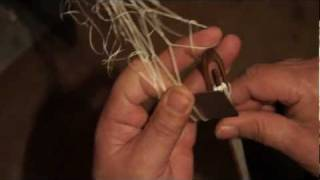 Вязание сетей своими руками фото