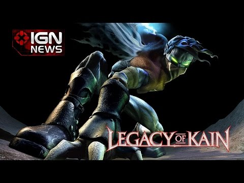 Cancelled Legacy of Kain: Dead Sun Gameplay Leaks - IGN News