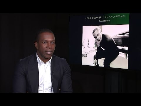 Leslie Odom Jr.'s holiday album goes deluxe
