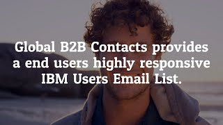 IBM Users Email List