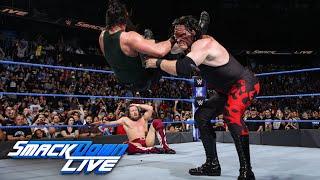 Team Hell No reunites after Harper vs. Daniel Bryan ends in mayhem: SmackDown LIVE, June 26, 2018