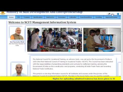 how to download ITI Marksheet
