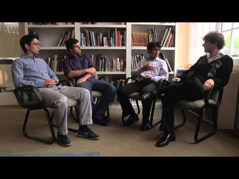 Nathan, Aaron, David & Jory talk about Anne Crowden & The Crowden School July 13,2012 - 10/11/2013