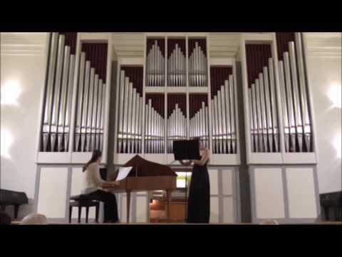 Телеман Георг Филипп - Трио-соната Ре-мажор Партии флейт