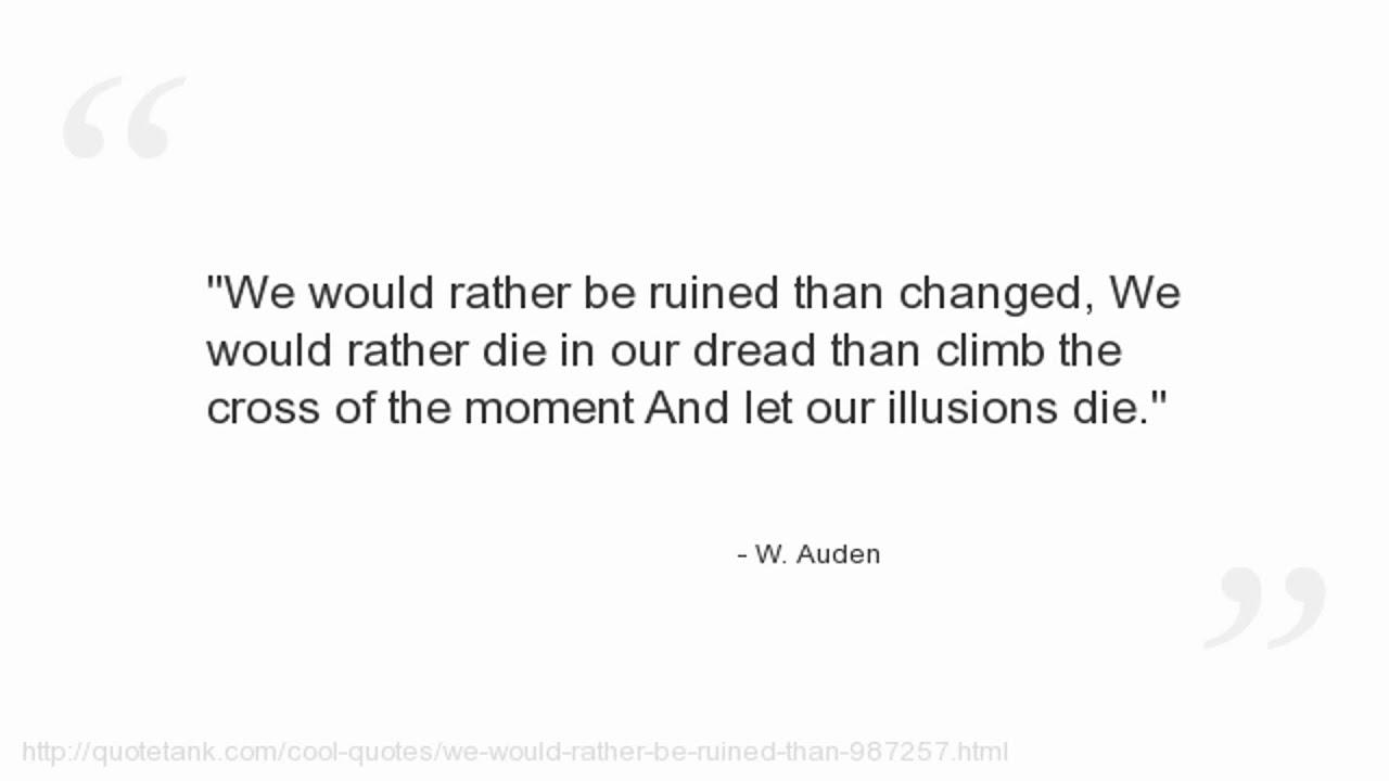 Zoroaster Quotes W  Auden Quotes