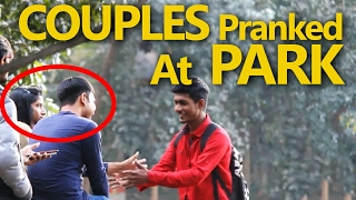 Prank With Couples | New Bangla Prank video 2018 | Bangla Funny Video | Madology