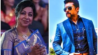 Radhika To Join With Suriya In S3