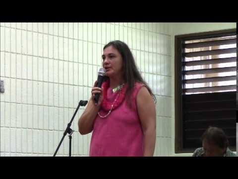 District 5 Puna Pono Alliance candidate forum