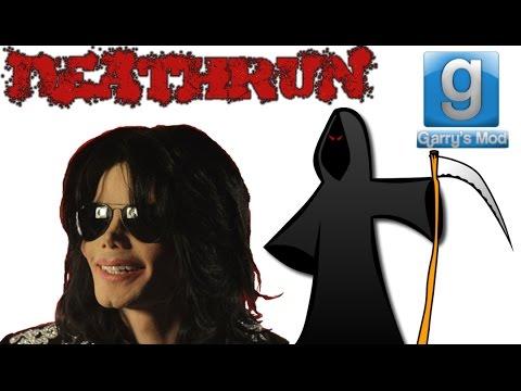 Deathrun (40)   Michael Jackson Kills!   (garry's Mod) video