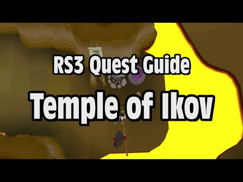 RS3: Temple of Ikov Quest Guide – RuneScape