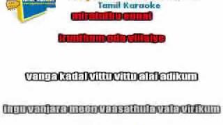 Marina - Vanakkam Chennai - Marina Karaoke
