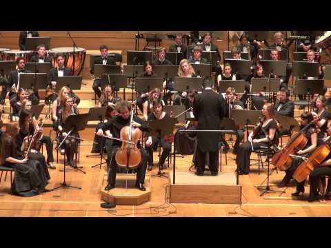 Dmitri Kabalevsky - Cello Concerto No.2 in C-minor, Op.77
