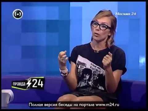 Маргарита Митрофанова: «Черчиль -  мой кумир»
